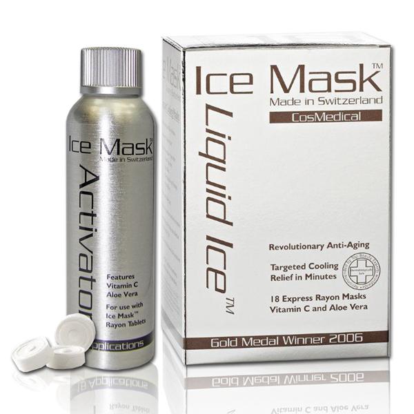 Ice Mask флакон 125 мл. + 18 масок